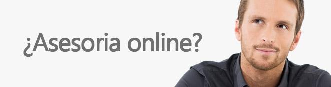 diferencias asesoria online offline