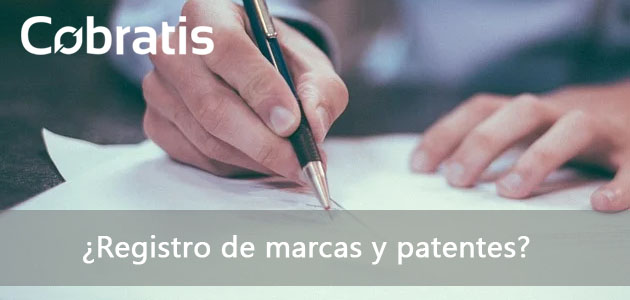 registro marcas patentes